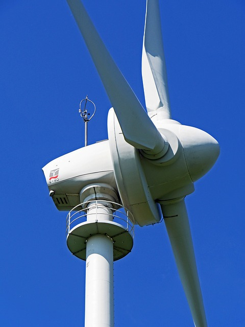 Small wind turbine for home power