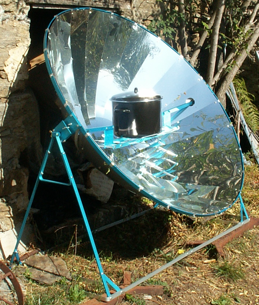 how to make a solar cooker out of cardboard