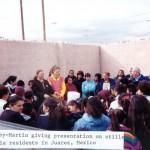 community solar water distillation project