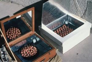 solar cooker box