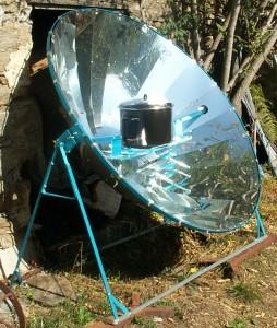 solar focuser