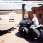 ways to recycle tires