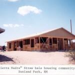 straw bale community