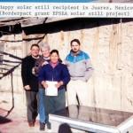 solar still in mexico
