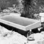distill solar water