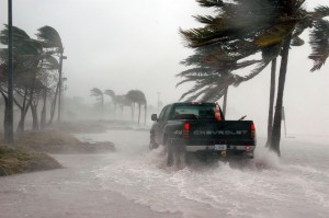Hurricanes also bring flooding